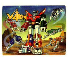voltron 80s cartoon