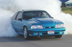 1993 Foxbody Mustang Cobra