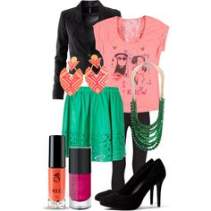 fresh colours by marijephotogirl on Polyvore