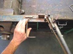 domácí výroba - třmínky do betonového věnce - YouTube