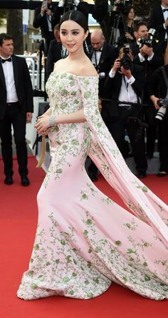 The Best of the 2015 Cannes Film Festival Red Carpet - Fan Bingbing in Ralph & Russo Couture
