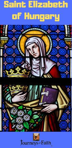 Saint Elizabeth of Hungary Saint Elizabeth Of Hungary, Saint Philomena, Sisters Of Mercy, Losing A Child, Precious Children, Jesus Christ, Saints, Lord, Collections
