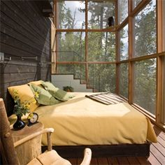 Stone Creek Camp was designed by Andersson Wise Architects and is located in Duval County, Texas, USA. (via freshome)