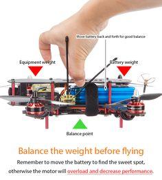 STORM Racing Drone (RTF / SRD250 Pro) http://www.helipal.com/storm-racing-drone-rtf-srd250-pro.html