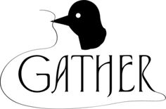 Gather - lovely shop with pretty woolly things and stuff :)