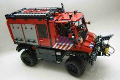 LEGO UNIMOG Fire Engine