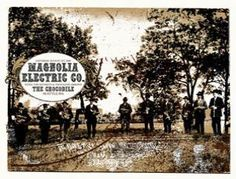 August 1, 2009 Show Poster - Poster - Magnolia Electric Co.