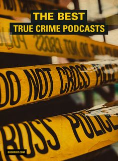 65f1b35a1c778 18 of the Best True Crime Podcasts for Mystery Readers