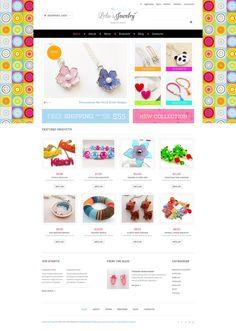 Jewelry #Responsive #Jigoshop Theme #html5 #css3 #jquery via @medosadvert #48734