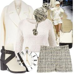 Winter white   Women's Outfit   ASOS Fashion Finder