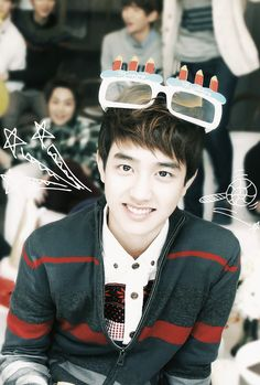 Nomu nomu kyeoptaaa~~ D.O from exo k D.O and him smile