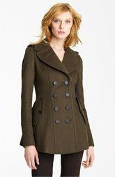 Burberry Prorsum Wool & Cashmere Coat