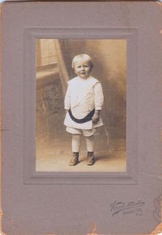 Old Early 1900's Victorian Photograph of by PaperTreasureChest, $10.00