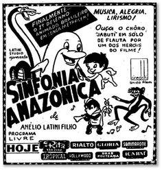 Primeiro desenho animado brasileiro completa 60 anos - noticias - O Estado de S. Paulo - Acervo Estadão