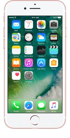 Apple iPhone 7 Plus AT&T Locked LTE Quad-Core Smartphone – Rose Gold Item specifics Condition: Manufacturer refurbished : An item that has been professionally restored. Apple Iphone 6s Plus, Iphone 7 Plus, Iphone 6 32gb, Ios Iphone, Apple Iphone 7 32gb, Iphone Deals, Iphone Cases, Boost Mobile, App Store