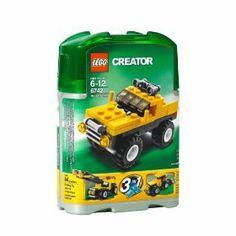 Lego Creator - Mini Off Roader 6742 by LEGO. $14.69