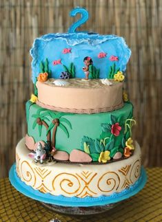 This post may contain affiliate links. I hope you enjoy these amazing MOANA CAKE ideas. Moana Theme Birthday, 20 Birthday Cake, Moana Themed Party, Moana Party, Birthday Cake Decorating, 20th Birthday, 2nd Birthday Parties, Birthday Ideas, Cupcakes