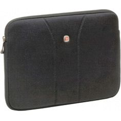 Wenger WA-7631-02F00 15.6 in. Legacy Notebook Sleeve - product - Product Review