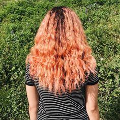 "Blorange hair (@cryszza) on Instagram: ""New hair """