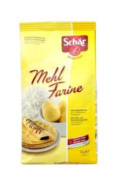 Schär Mehl Farine glutenfrei (3,39 €)