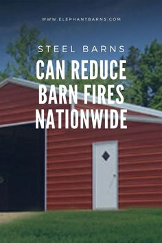 Protect your animals, assets, and your family by building with metal. Call Elephant Barns today for a free quote. Metal Carports, Metal Garages, Handyman Projects, Steel Barns, Carport Designs, Metal Barn, Backyard Sheds, She Sheds, Mountain Living