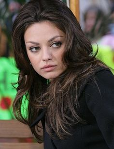 Mila Kunis at MTV's TRL, Times Square studios,  New York City, NY( April 15, 2008 ) shared to groups 6/15/17