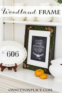 www.onsuttonplace.com wp-content uploads 2015 09 diy-woodland-theme-picture-frame-fall-autumn.jpg