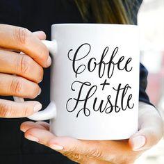 My Cup Runneth Over Bible Verse Mug Coffee Mug Ceramic Mug Unique Coffee Mugs, Coffee Gifts, Funny Coffee Mugs, Coffee Humor, Gifts In A Mug, Gifts For Her, Birthday Mug, Birthday Gifts, Letter Mugs
