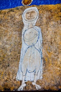 MOTHER, Jean Dubuffet (French 1901~1985)