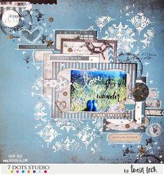 Need you around {7 Dots Studio} | Tusia Lech