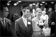 Oxwich Bay Wedding Photography  Beach Wedding Idea's  Welsh Wedding  Ceremony photo's - Excited - Wedding