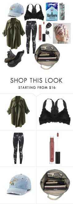 """""""I Need a Cigarette. Or Twelve."""" by disney-geek-forever on Polyvore featuring Humble Chic, NIKE, Anastasia Beverly Hills, SO and Esperos"""