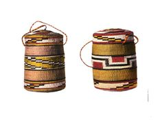 Baskets, Native American