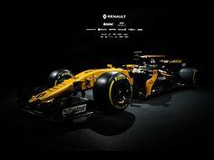 Renault RS17 season car 2017