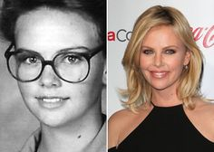 Charlize Theron - Pictures Of Movie Stars Before They Were Famous