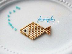 Crochet Beaded Bracelets, Beaded Earrings Patterns, Beaded Jewelry Designs, Bead Jewellery, Jewelry Patterns, Beading Patterns, Weird Jewelry, Brick Stitch Earrings, Beaded Animals