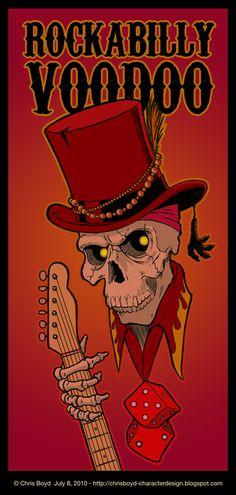 rockabilly voodoo