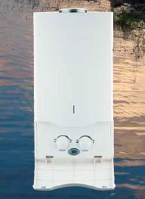 Vedenlämmitin, nestekaasu