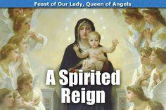 Salve, Rainha dos Anjos! | Marianos da Imaculada Conceição