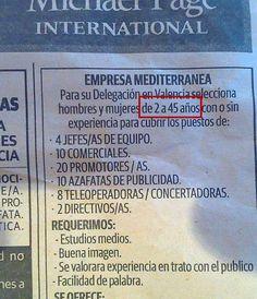 Noticias de humor en España