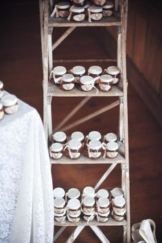 wedding favor ladder