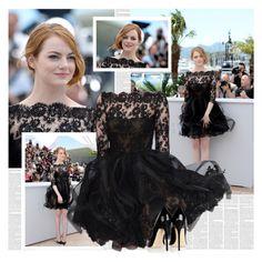 """Little Black Dress"" by bklana ❤ liked on Polyvore"