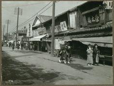 昔の日本の写真その1 日常風景編: ポジタリアン イエロー
