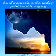 #TransitionQuotes Transition Quotes, Comes A Time, When You Believe, The Creator, Movie Posters, Film Poster, Billboard, Film Posters