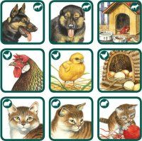 háziállatok-állatcsalád Animals For Kids, Farm Animals, Animals And Pets, Science For Kids, Games For Kids, Activities For Kids, Environmental Studies, Animal Habitats, Kids Gifts