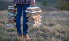 You have 365 days to read 20 books. We believe in you. 2016 Reading List