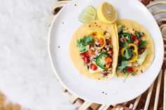 Ultimate Breakfast Tacos | Nutrition Stripped