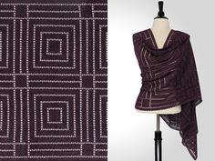 Ravelry: Ulrick Rectangular Shawl pattern by Steve Rousseau