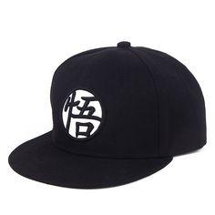 855658a966a Dragon Ball Baseball Cap Boys Girls Son Goku Logo Hat Snapback One Size Cap  2