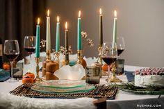 Winter Wonderland Dinner with Annieglass | Rue